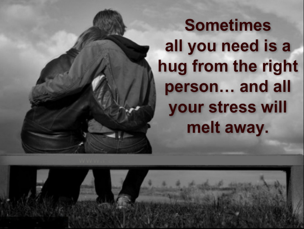Sometimes All You Need Is A Hug Desicommentscom