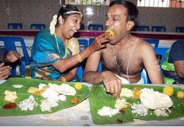 South Indian Marriage Funny Pic
