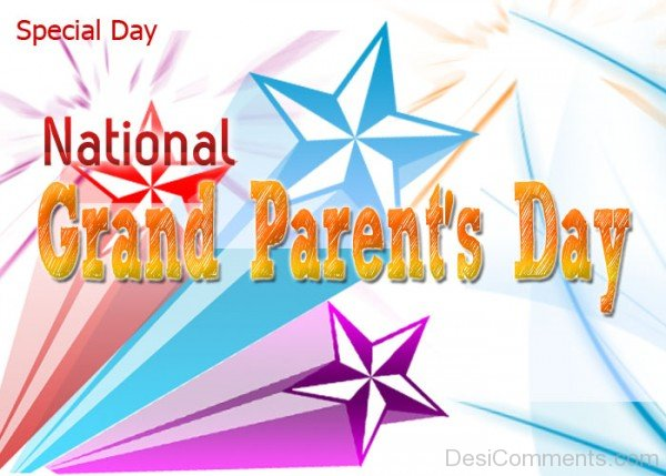 Picture: Special Day National GrandParents Day