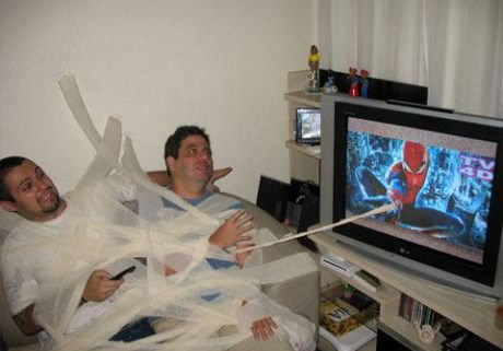 Spiderman In 4D
