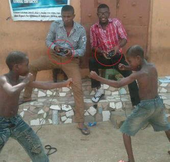Picture: Street Fighters