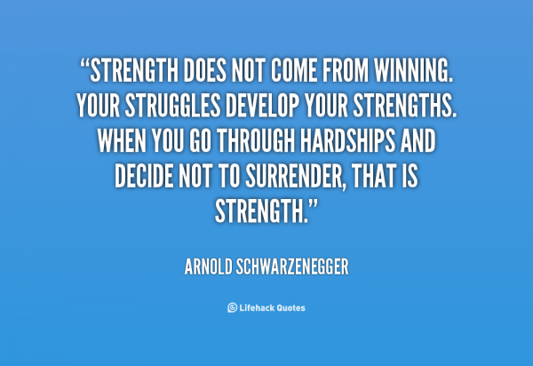 Strenght Does Not Come-MP0369103Dc105
