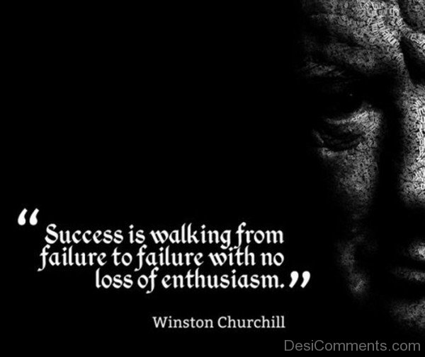 Success Is Walking From Failure-DC987DC061