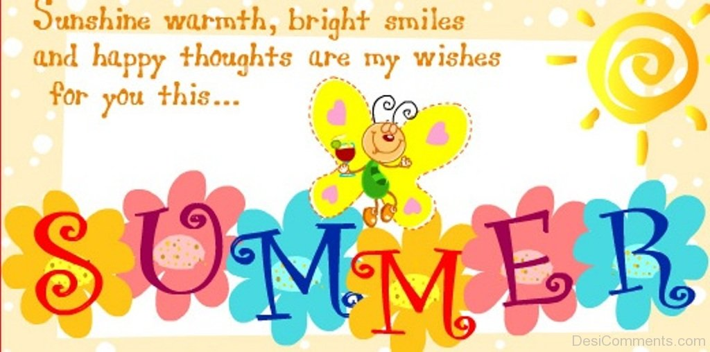 Image result for summer holidays message students