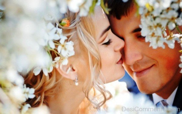 Sweet Couple In Love- DC0144