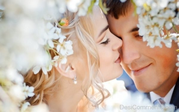 Sweet Couple In Love-DC46