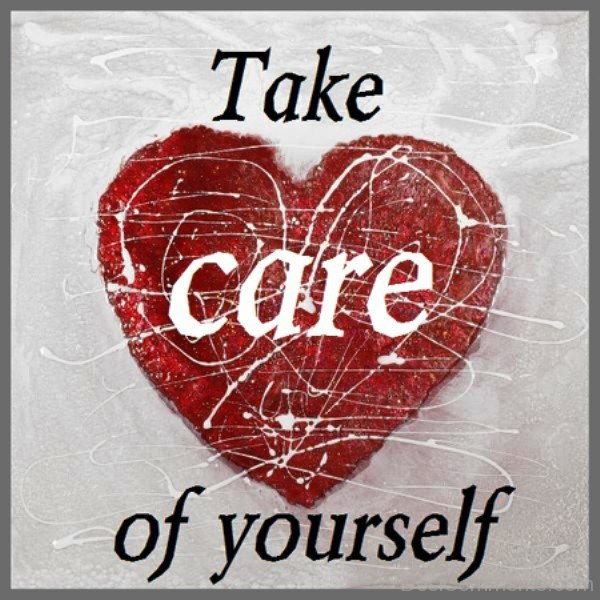Take Care Of Yourself-wxb627DC31