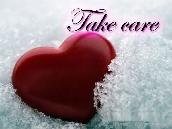 Take care of my heart