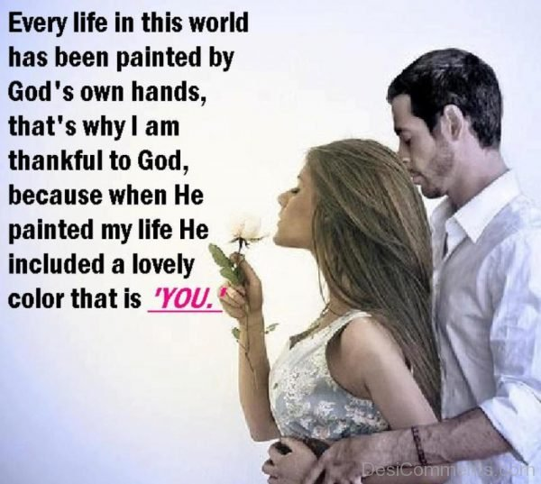 Thankful To God For You-DC13
