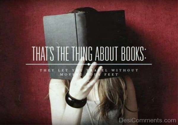 That's the things about books-dc018110