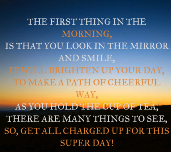 The First Thing In The Morning-Dc277