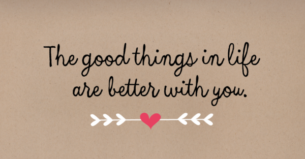 The Good Things In Life-Dc278