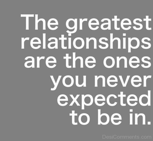 The Greatest Relationships-Dc196