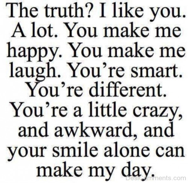 The Truth I Lkie You A Lot-uhb638DC37