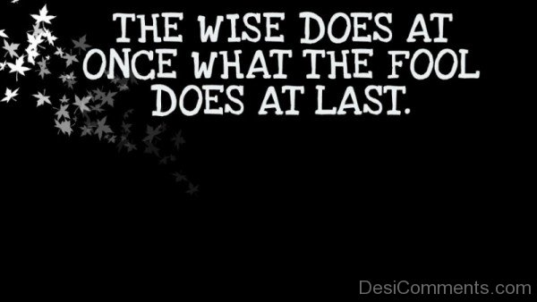 The Wise