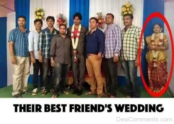 Their Best Friend's Wedding-DC51