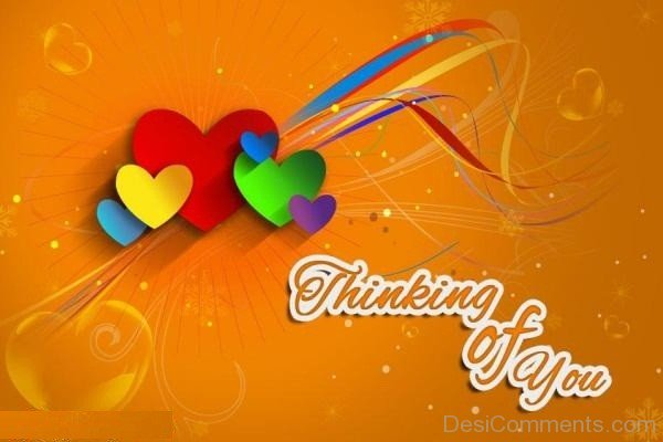 Thinking Of You - Pic