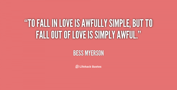 To Fall In Love Is Awfully Simple-DC09DC28
