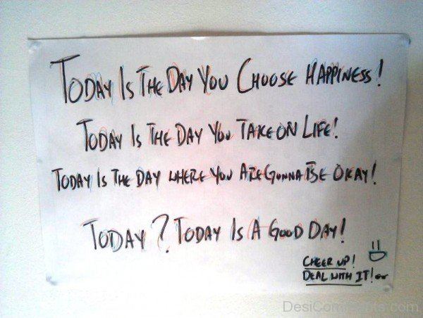 Today is the day you choose happines-DC0p6088