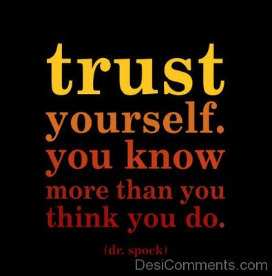 Trust Yourself-MP0369006Dc012