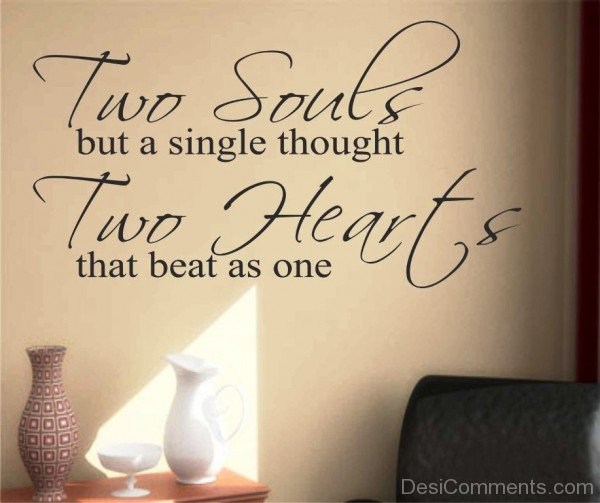 Two Souls But A Single Thought-hgf224DESI06