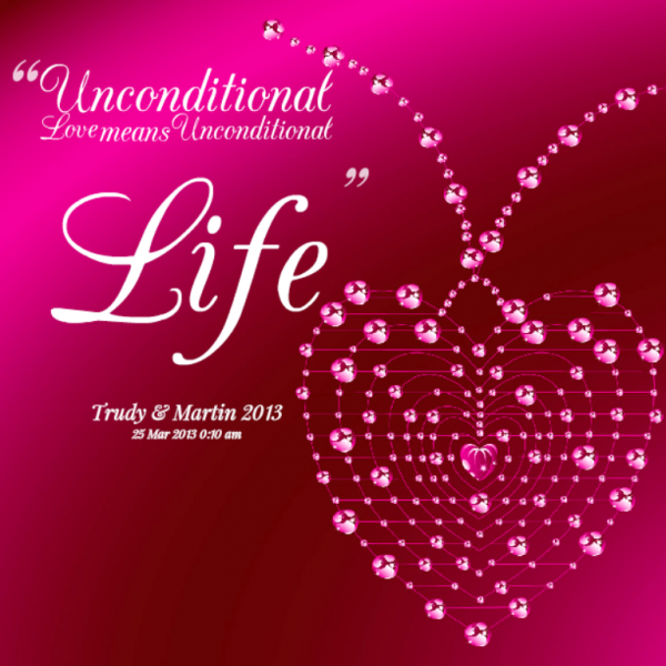 Unconditional Love Means Unconditional-tyu520DESI24