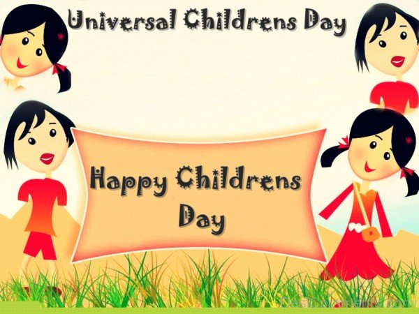 Universal Childrens Day