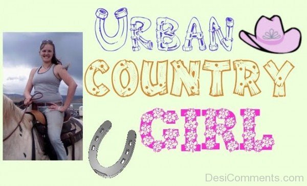 Urban Country Girl