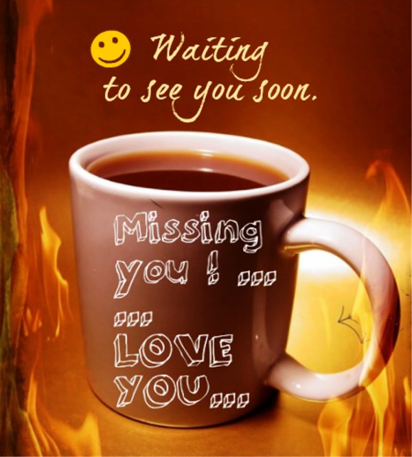 Picture: Waiting To See You Soon