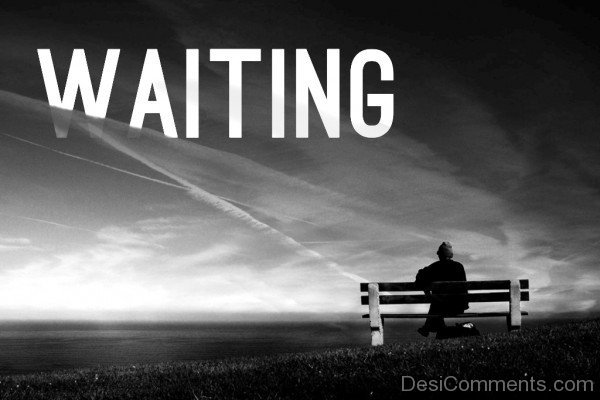 Picture: Waiting