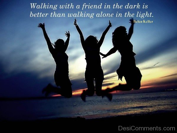 Friend Quotes Alone: Friendship Quotes Pictures, Images, Graphics For Facebook