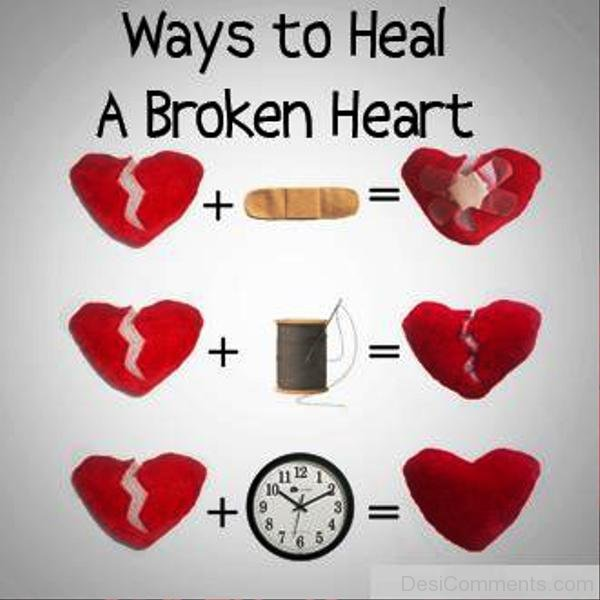Broken Heart Pictures and Images - Page 7