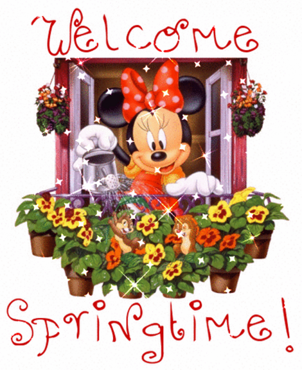 Welcome Spring Time-DC114