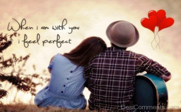 When I Am With You- DC 32090