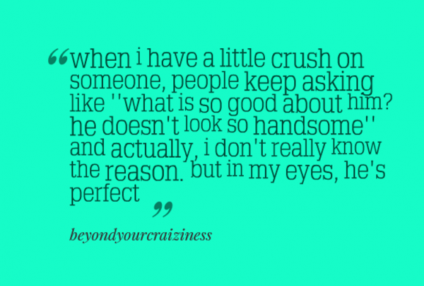 When I Have A Little Crush On Someone-DC50