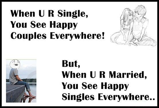 When You Are Single