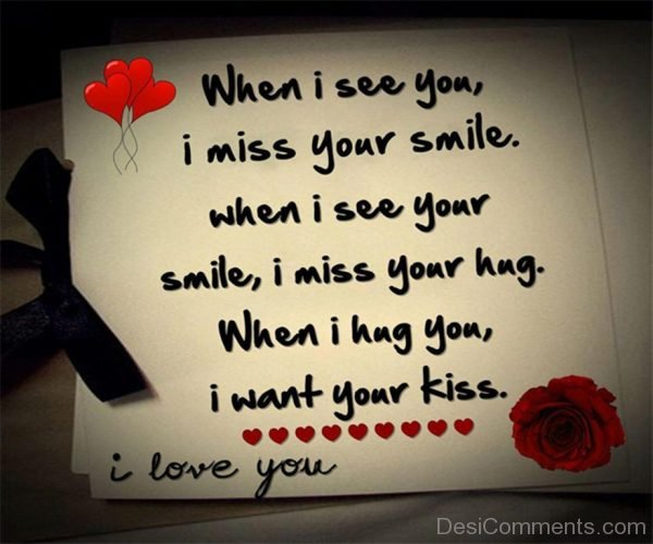 Picture: When i hug you