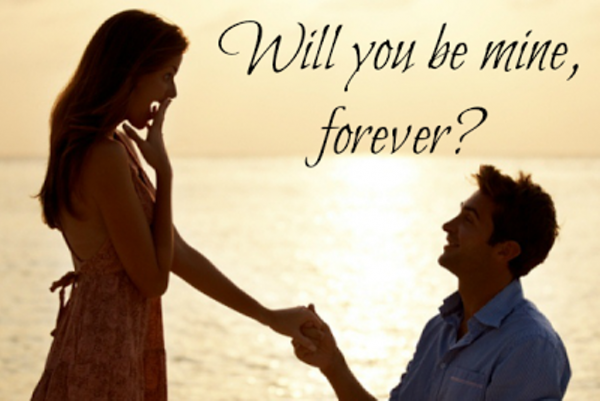 Will You Be Mine Forever 1-DC41
