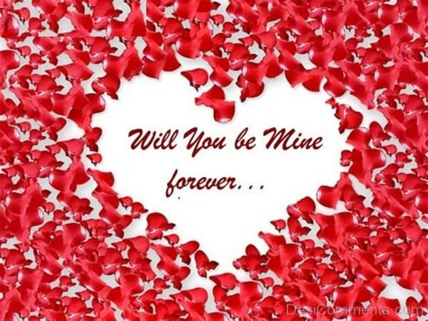 Will You Be Mine Forever-DC43