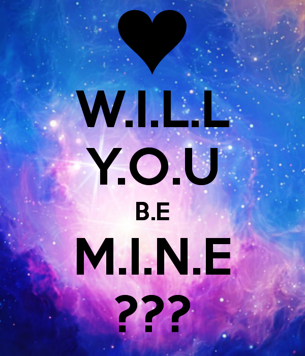 Will You Be Mine Image-thn636dc42