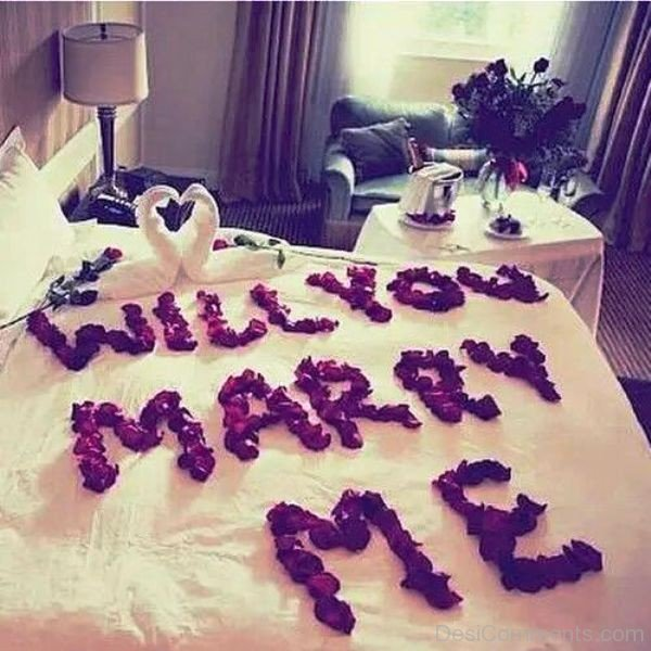 Will You Marry Me Flowers On Bed-vcx350IMGHANS.COM35
