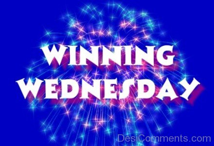 Winning Wednesday