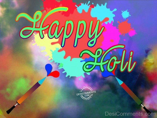 Picture: Wishing You A Happy Holi