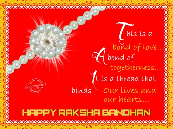 Wishing You A Happy Raksha Bandhan