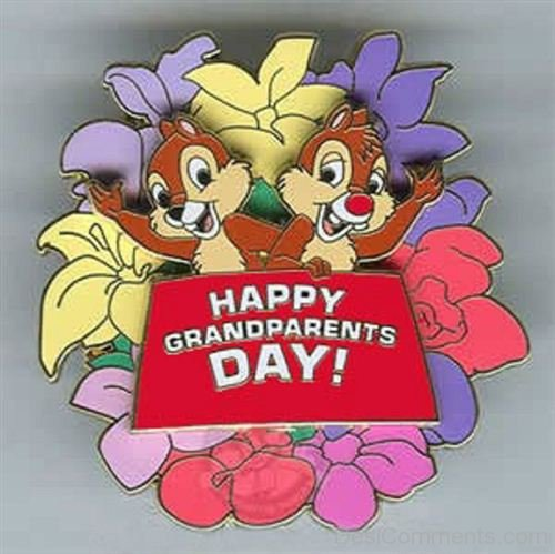 Wishing You Happy GrandParents Day