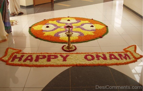 Wishing you a joyful Onam