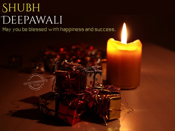 Wishing you shubh deepawali
