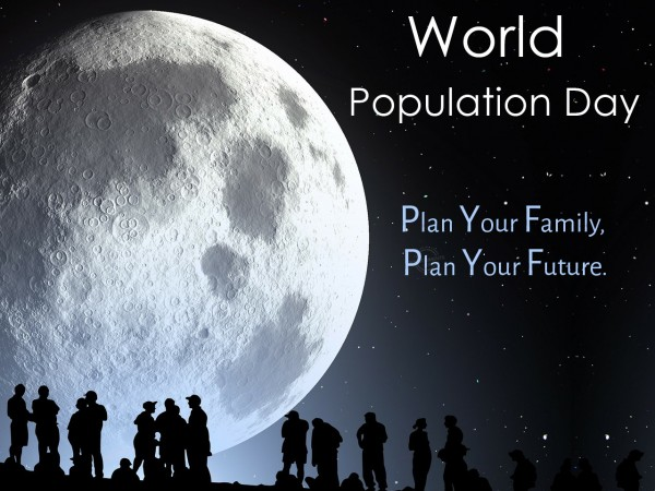 World Population Day - Plan Your Family