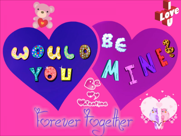 Would You Be Mine Forever Together