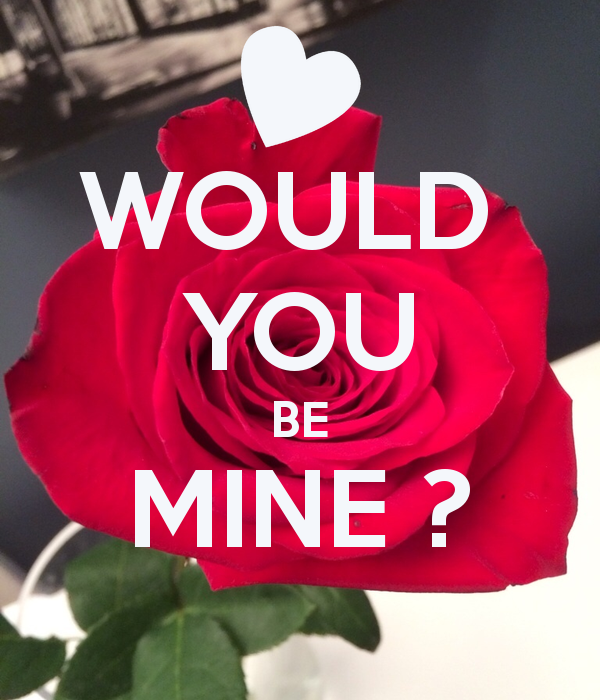 Would You Be Mine-ag2DESI25